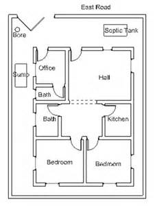 House Plans As Per Vastu East Facing Vastu House Plan For An East Facing Plot 5 Vasthurengan