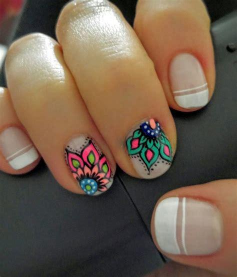 imagenes de uñas decoradas ultimos modelos 17 mejores ideas sobre dise 241 o de u 241 as en pinterest
