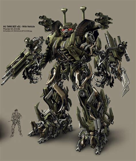 film robot tranfomer concept robots ben procter concept transformers robot art