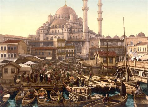 Ottoman Empire Istanbul This Is How Ottoman Miniature Art Had A Great Influence On