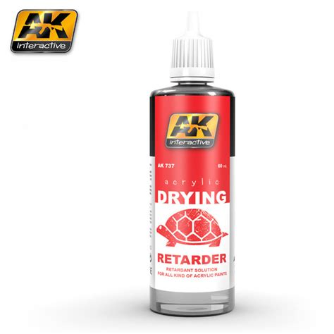 acrylic paint retarder acrylic drying retarder retardant solution for acrylic paints