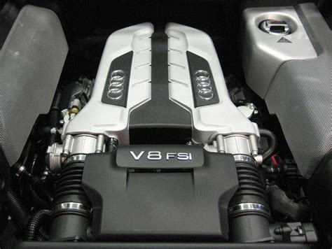 Motor Audi by File 2007 Audi R8 Engine Jpg
