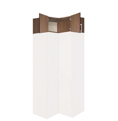 Corner Unit Wardrobe by Extend Your Height 14 Quot Wardrobe Storage Topper