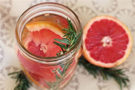 Grapefruit And Rosemary Detox by Grapefruit And Rosemary Water For Weight Loss And Detox