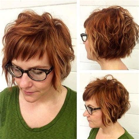 www step cut hairstyle that looks curly hair 1000 ideas about messy short hair on pinterest shorter