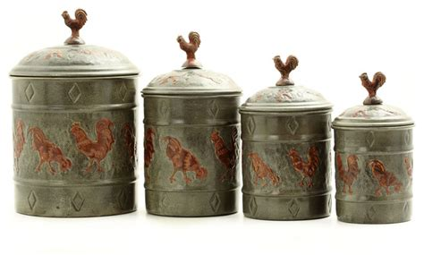 rooster kitchen canisters products canisters best