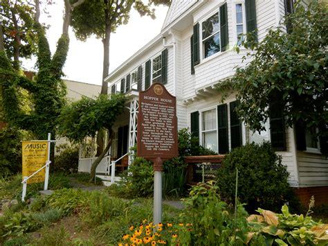 hudson house nyack nyack ny artsy town in the edward hopper getaway mavens