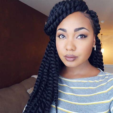 half up half down loc hairstyles 31 stunning crochet twist hairstyles updo half up half