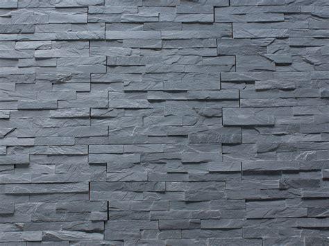 chinese black slate cladding panels riven travertine store