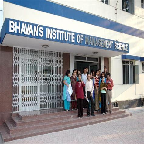 Mba Colleges In Salt Lake Kolkata bharatiya vidya bhavan institute of management science in