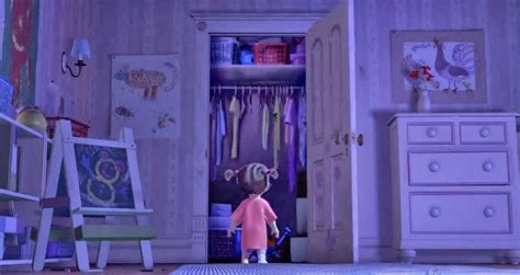 Monsters Inc Closet by Reel History February 2014
