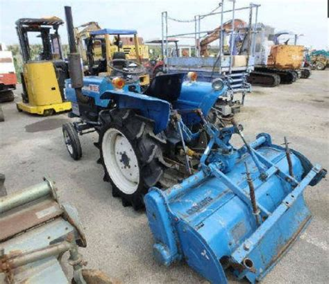 mitsubishi tractor d1650 n a used for sale