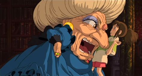 anime film where parents turn into pigs silent volume spirited away 2001
