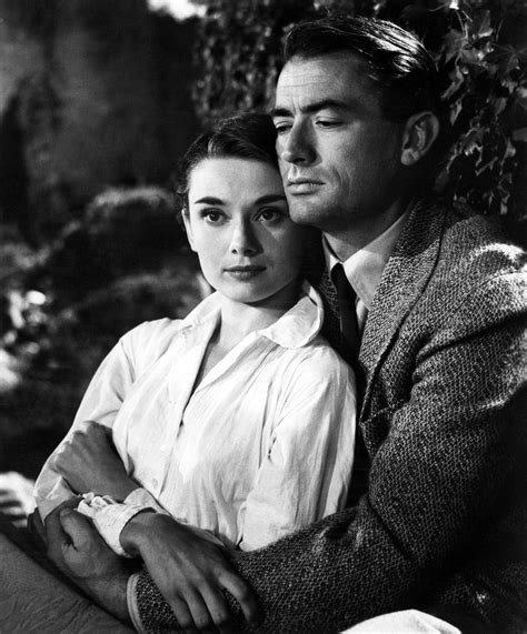 biography of film holiday audrey hepburn roman holiday 1953 starring gregory peck