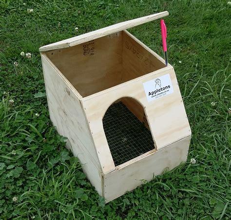 Box Rabbit Rabbit Kindling Box Appletons Animal Housing And