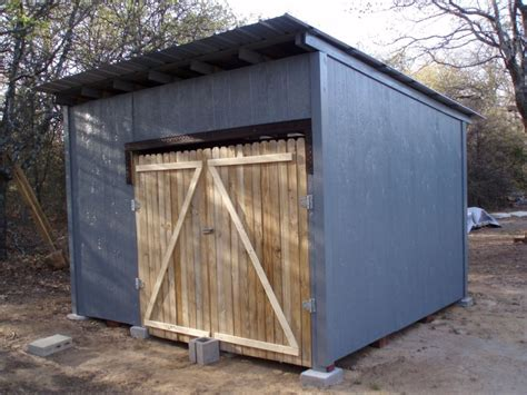 How To Make A Shed From Wood Pallets by Diy Shed Made From Wood Pallets Eco Snippets