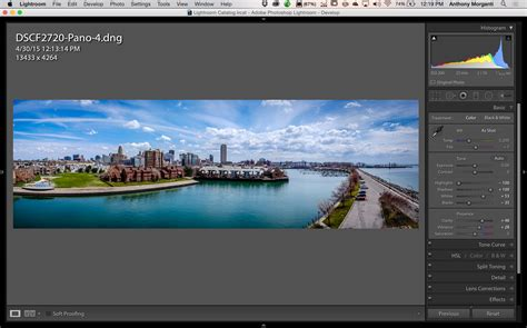 how to create a panorama in lightroom 6 cc lensvid comlensvid