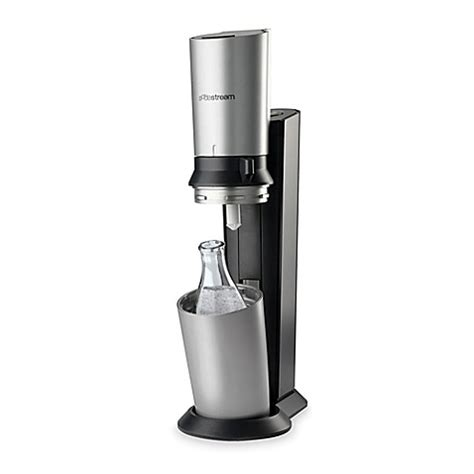 bed bath and beyond sodastream exchange sodastream crystal sparkling water maker bed bath beyond