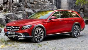 Mercedes Country Battle Of The Cross Estates New Mercedes E Class All