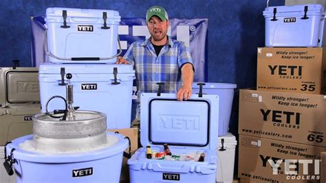 Cops Searching For Yeti Cooler Blue Yeti Coolers
