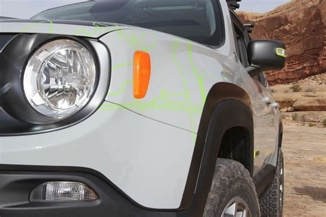 jeep renegade modded modded jeep renegade commander concept from moab ejs 2016