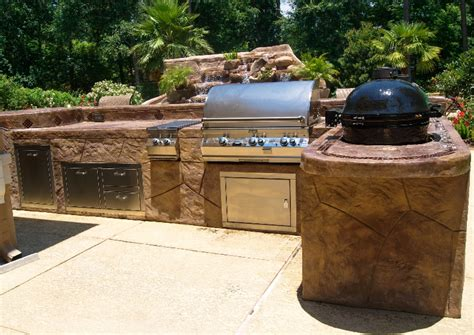 funoutdoorliving outdoor kitchens outdoor kitchens covered patios photos little rock