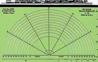 model railroad track templates ho track planning templates decorbold