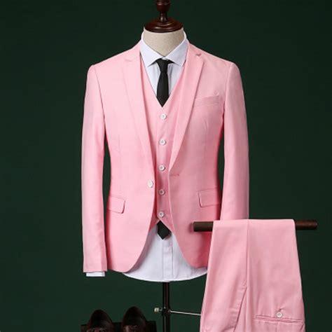 popular pink tuxedo buy cheap pink tuxedo lots from china