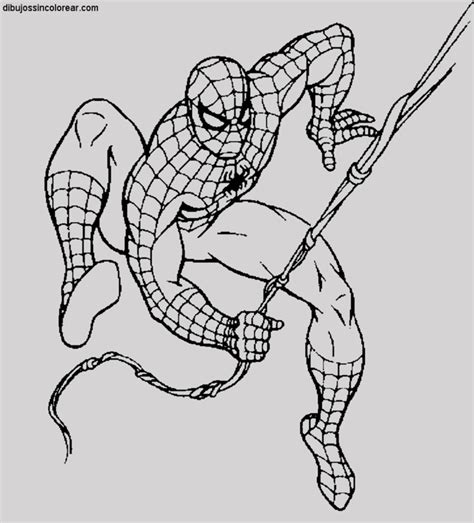 wolverine imagenes para dibujar dibujos para colorear personajes spiderman spiderman