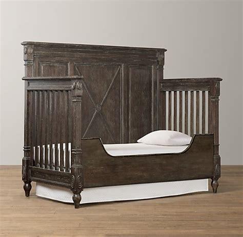 Jourdan Conversion Toddler Bed Kit Toddler Beds Restoration Hardware Baby Cribs