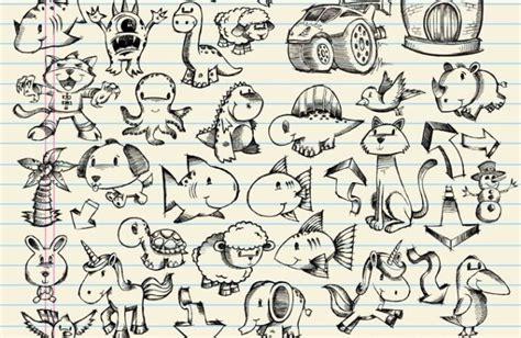 doodle yang bagus cara membuat doodle bagi pemula lengkap dengan