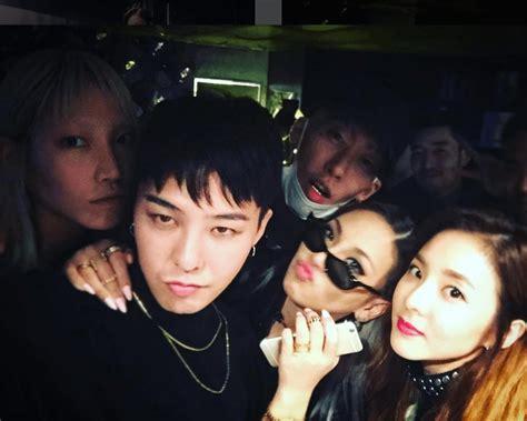 Awisa Top In Black Dara g 2ne1 s dara cl and more spotted at teddy s