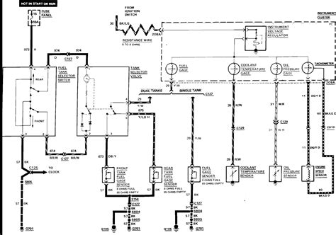 1986 Ford Truck Wiring F250 Wiring Diagram Ops