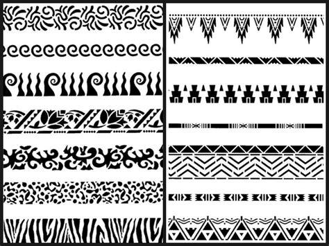 Muster Zeichnen Vorlagen Diy Ethno Muster Brillen Trends Themen