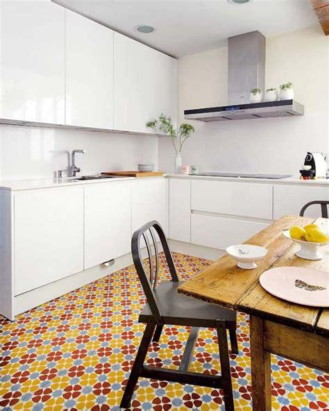 carreaux de cuisine le motif carreaux de ciment dans l int 233 rieur archzine fr