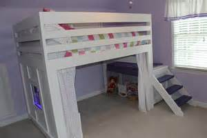 Do It Yourself Bunk Bed Plans Do It Yourself Junior Loft Bed Patterns For Wooden Baby Toys
