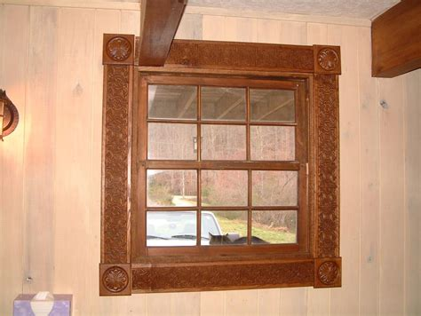 interior wood trim styles decorative wood trim into the glass install door with
