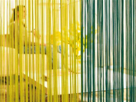 tende di plastica per esterni tende a fili tende caratteristiche delle tende a fili