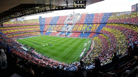 stadion ganja mungkin jadi nama  kandang barcelona