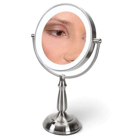 Magnified Vanity Mirror by 12x Magnification Vanity Mirror