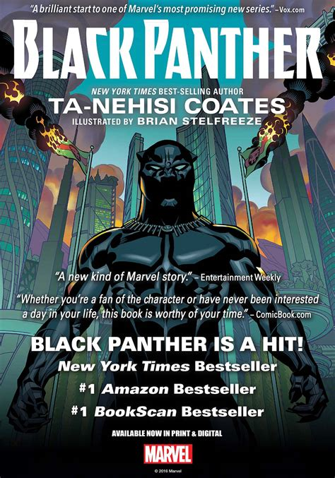 black panther a nation under our feet book one