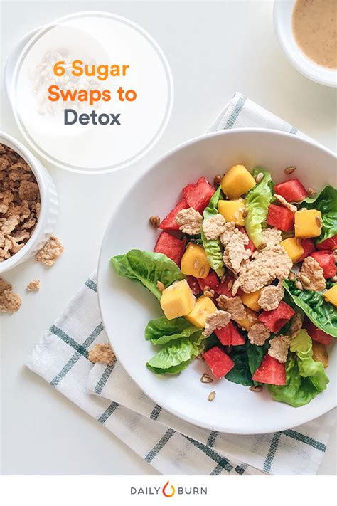 Intermarche Sugar Detox Yogurt Success by 6 Simple Food Swaps To Kickstart Your Sugar Detox