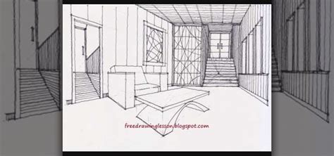 How To Draw Rooms by How To Draw A Room With Stairways Using Complex Levels