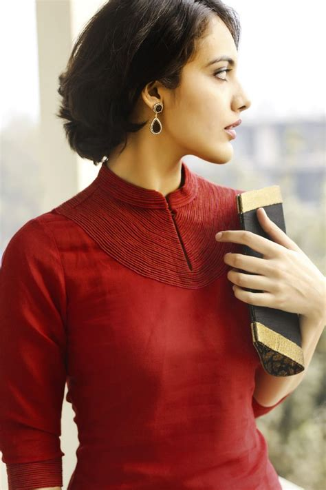 hairstyles for indian kurta with that hair and the color so perfect dresses
