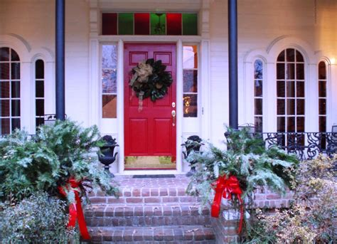 25 amazing christmas front porch decorating ideas