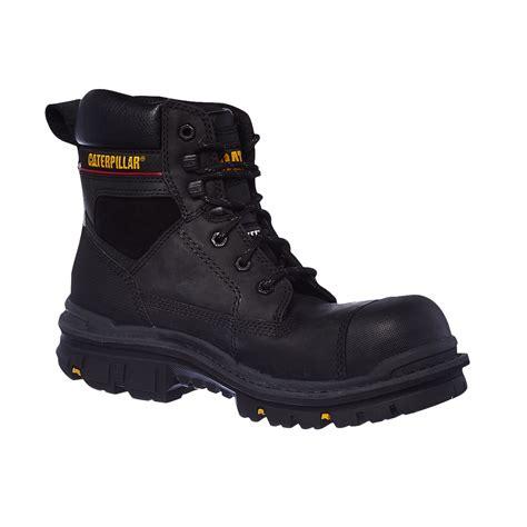 Caterpillar Legend Safety mens work safety boots tsaa heel