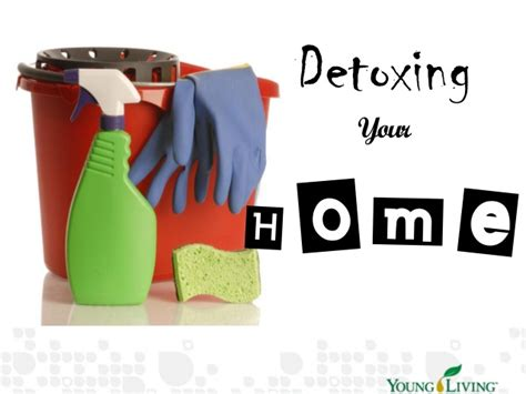 Detox Your Home Living by Detoxify Your Home