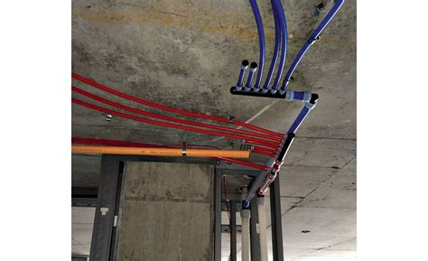 Blue Line Plumbing by Using Pex For Hydronic And Plumbing Piping 2015 09 25