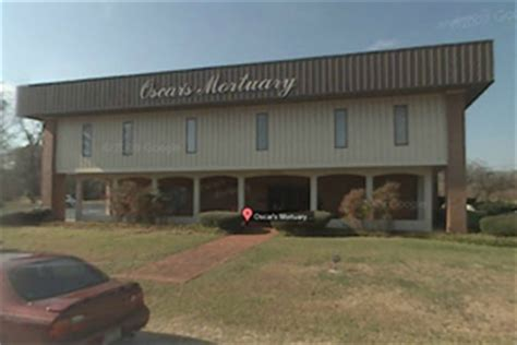 oscar s mortuary funeral home new bern carolina