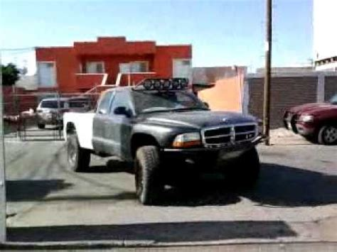 dodge dakota prerunner prerunner dakota meza 180 s mexicali youtube